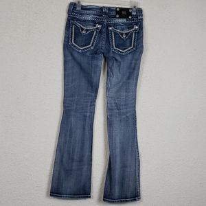 Miss me boot cut Jean's size 24